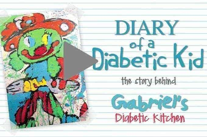 low-carb for diabetes diary