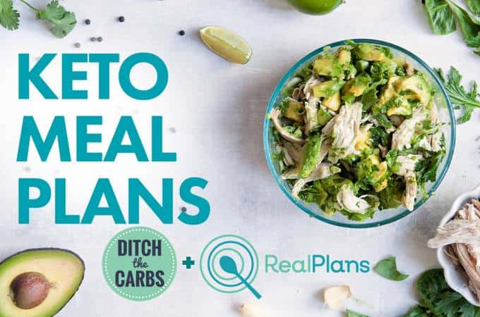 low-carb meal plans and keto meal plans
