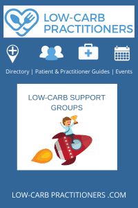 low-carb support groups